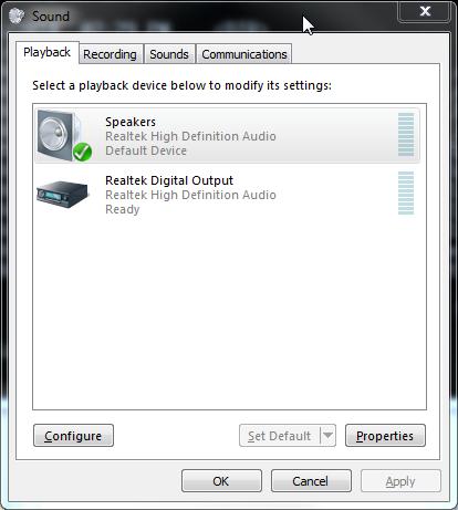 Sound Card Mixer Tutorial for Windows - Sagebrush Systems Inc