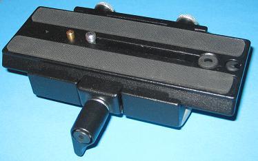 camera mount slide bar