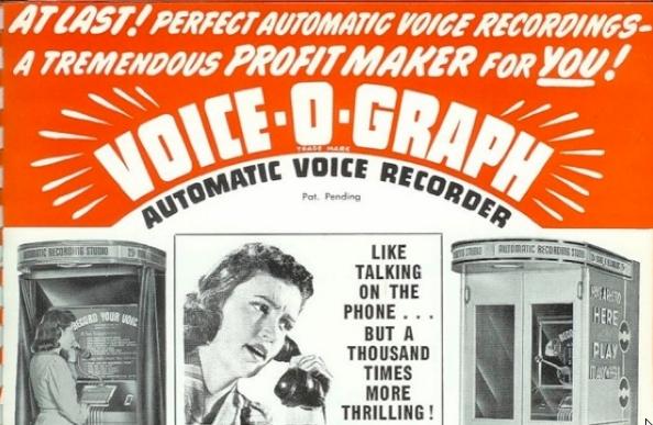 Voice-O-Graph